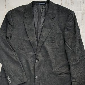 Club room walk silk cashmere blend sports coat